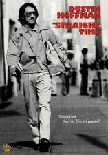 STRAIGHT TIME Movie POSTER 27x40 B Dustin Hoffman Harry Dean Stanton Gary Busey