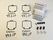 Triumph Trophy 1200 Mikuni Carburettor Carburetor Super Rebuild Kit (Set of 4)
