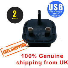 NEW Genuine Official V2 Latest 2A Charger for Tesco Hudl 2 - 2nd Class Recorded