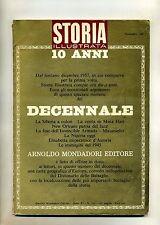 STORIA ILLUSTRATA#NOVEMBRE 1967 N.120#DECENNALE#MATA HARI#SIBERIA#Mondadori