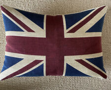 Union Jack Flag Cushion by John Lewis- Immaculate