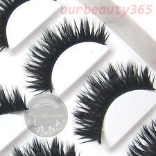 Hot Sale BXM04 Thick Smoking Long  False eyelashes Party eye lashes makeup
