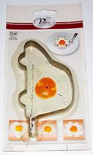 Frying Egg Shape of Car molde para huevo spiegeleierformer Egg Ring Shaper inox