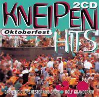 KNEIPEN HITS - OKTOBERFEST / 2 CD-SET - TOP-ZUSTAND