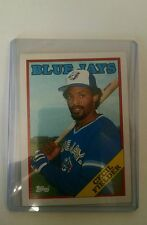 1988 Topps Cecil Fielder Toronto Blue Jays #618 Baseball Card