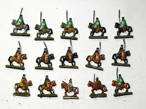 old minifigs 15mm ancients roman germanic cavalry