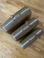 vintage samsonite luggage 3 Pc Set Key's