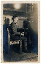 Germany TELEPHONE OPERATOR / TELEFON VERMITTLER * Vintage WW I Photo PC