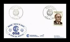 DR JIM STAMPS ESA EUROPEAN SPACE AGENCY FRANCE TIED COVER