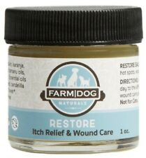 Farm Dog Naturals - Restore Wound Care and Itch Relief Salve for Dogs, 1 Ounce