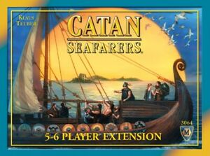 1x  Catan: Seafarers : 5-6 Player Extension: 2007 Edition