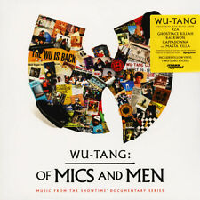 """Wu-Tang Clan - OST Of Mics & Men (Vinyl 12"""" - 2019 - US - Original)"""