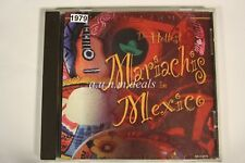 Hottest Mariachis in Mexico 1996 Music CD