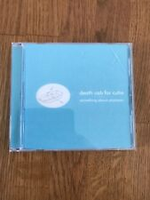 Death Cab for Cutie : Something About Airplanes CD (2007)