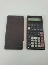 Texas Instruments TI BA II Plus Advanced Business Analyst Calculator + Battery