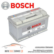 Bosch original 100 Ah Autobatterie S5 013 12V 100Ah Leistung NEU Preisaktion