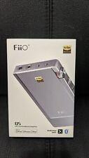 FiiO Q5 Bluetooth DAC Amplifier -  BOXED (ALL ORIGINAL ACCESORIES)