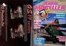 RADIO MODELLER MAGAZINE 1987 OCT DOUBLE DUTCH & JURCA SIROCCO FREE PLANS