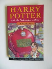 PB Harry Potter & the Philosopher's Stone Paperback Book 1st Edition 53rd Print