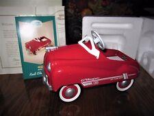 Hallmark Kiddie Car Classics 1955 Murray Red Champion Die Cast Model Car In Box
