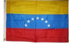 2x3 Venezuela 7 Star Flag 2'x3' Civil Flag No Seal House Banner Brass Grommets