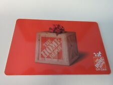$100.00 HOME DEPOT GIFT CARD FREE SHIPPING IN US ONLY