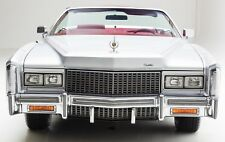 4x Headlight Cadillac Eldorado Yr 76-85 Retrofitting Us on Eu with E Approvals