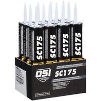 12 tubes OSI GreenSeries SC-175 28oz Draft White Acoustical Sound Sealant Caulk