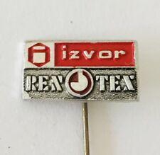 Izvor Renotex Brand Yugoslavia Small Lapel Pin Badge Rare Vintage (J3)