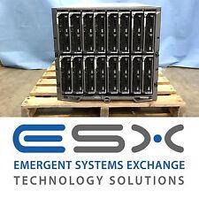 Dell PowerEdge M1000e Blade Enclosure w/ 16x M600 Blade Servers 2x E5430 8GB
