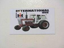 IH 1066 HYDRO W/CAB Fridge/tool box magnet