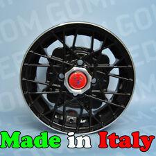 "Set 4 Cerchi in lega per vecchia Fiat 126 500 d'epoca OLD 12"" 4x98 699 BP Abart"