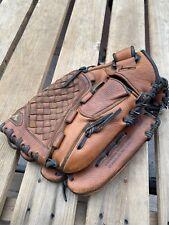 "Mizuno GPL 1153 Power Close II LH Throwing Baseball Glove Mit Leather 11.5"""