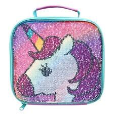 Polar Gear Unicorn Sequin Flip Lunch Bag