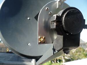 Helix Antenne 2400 MHz für den Uplink für  Quatar OSCAR-100 (Es'Hail-2) SMA-Bu.