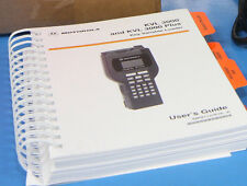 Motorola Kvl3000 plus Manual