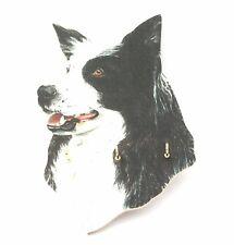 Sheepdog Border Collie Key Rack or Lead Hanger Hand Made in UK Ideal Gift