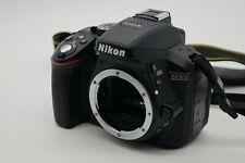 Nikon D5300 - 24.2 MP SLR-Digitalkamera - Schwarz (Nur Gehäuse)
