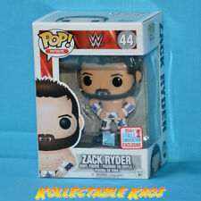 WWE - Zack Ryder POP! Vinyl Figure #44 - NYCC 2017(RS) + PROTECTOR