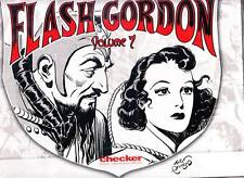 FLASH GORDON : 7 TOMOS TAPA DURA. COMPLETA. U.S.A  (EN INGLES). EDT.CHECKER.