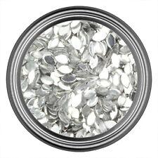Crystal Oval Rhinestone Gems Flatback Face Art Nail Art Scrapbook Phone 3mm