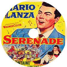 Serenade _ Mario Lanza Joan Fontaine Sara Montiel Vincent Price 1956
