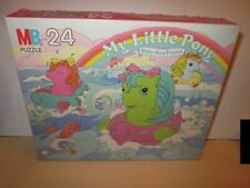 Vintage My Little Pony 24 Piece Puzzle - Complete