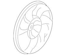 New ListingGenuine Suzuki Cooling Fan 1711178J00