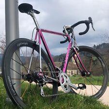 Officina Battaglin Arena Chromovelato Rennrad Bicicletta Campagnolo Lightweight