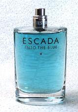 ESCADA INTO THE BLUE EAU DE PARFUM SPRAY - 2.5 oz. - TSTR/NO CAP COVER