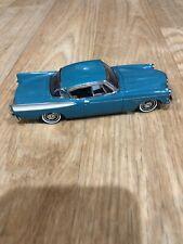 Aw) Dinky Toys Matchbox STUDEBAKER GOLDEN HAWK 1958 Die Cast 1/43 Blue