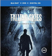 Falling Skies Complete Collection All Season 1-5 Blu-ray Set Episode Series Show