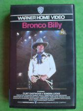 BRONCO BILLY  (CLINT EASTWOOD)  (WARNERS) -   BIG BOX ORIGINAL -  RARE & DELETED