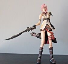 Lightning FFXIII Final Fantasy 13 Play Arts Kai Figura De Acción Square Enix